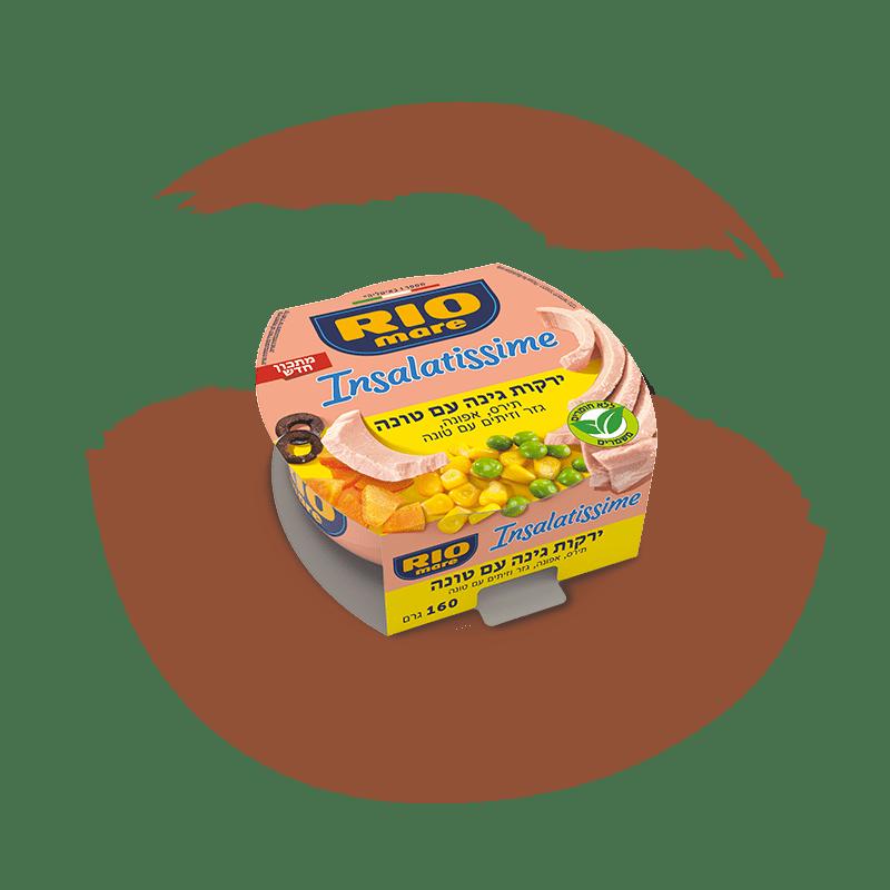 Insalatissime Maize and Tuna